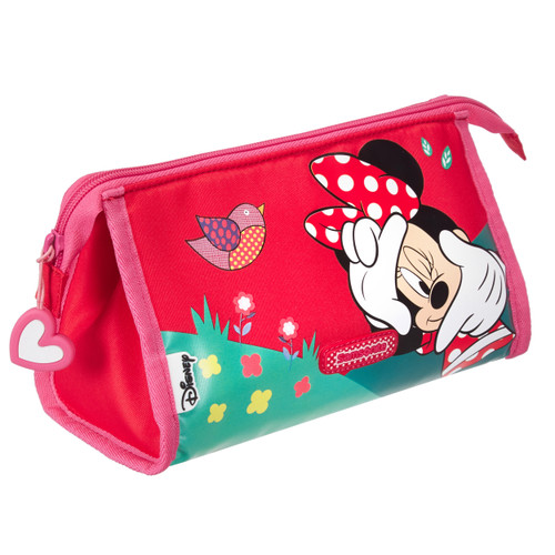 Samsonite Polyester Minnie Toiletry Bag   Perfect for Storing Items