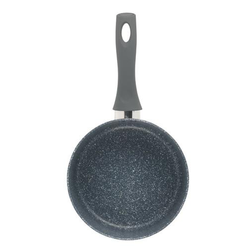 Russell Hobbs  Blue Marble 16 cm Non-Stick Saucepan, Pressed Aluminium