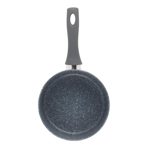 Russell Hobbs Blue Marble 18 cm Non-Stick Saucepan, Pressed Aluminium