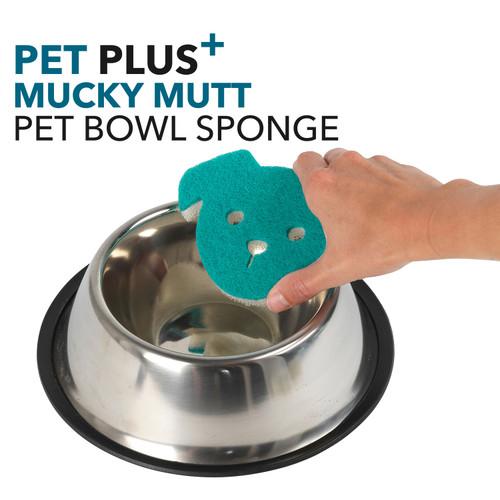 Beldray® Pet Plus+ Pet Bowl Sponge | Pack of 2