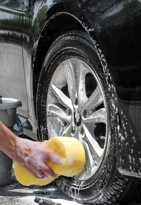 Beldray® Large Car Sponge | Highly Absorbent | Large Surface Area