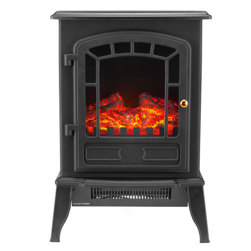 Beldray® Electric Stove with Adjustable Temperature Control, 1000W/1800W