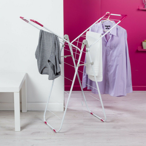 Kleeneze® Foldable Clothes Horse Garment Airer, 10 M Drying Space