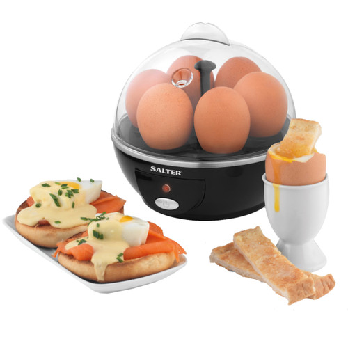 Salter Electric Egg Cooker   Poached Eggs, Boiled Eggs