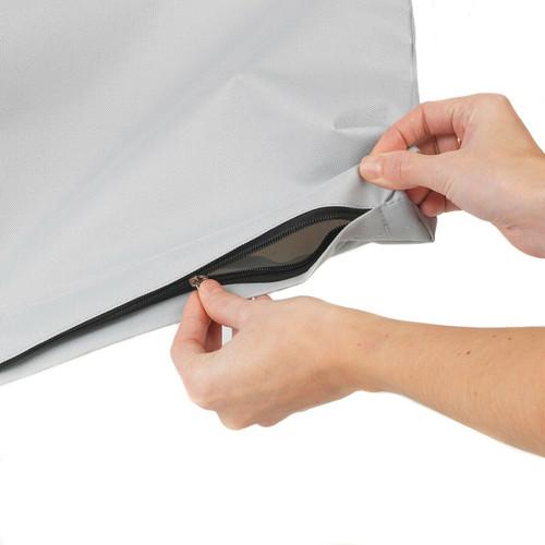 Beldray® Overdoor Space-Saving Laundry Hamper | Grey