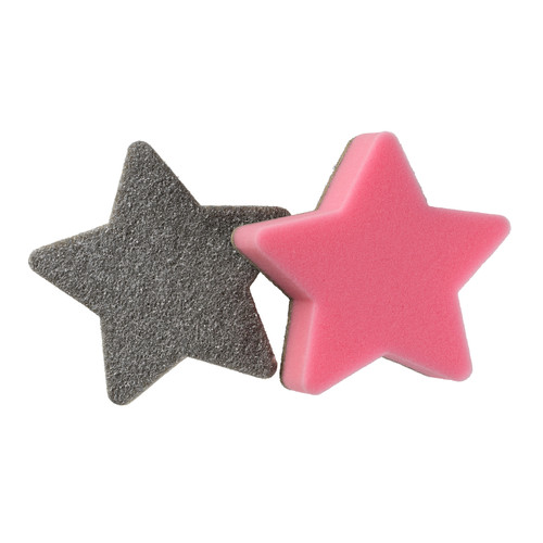 Kleeneze® Twinkle and Shine Sponge, Double Sided| Pack Of 2