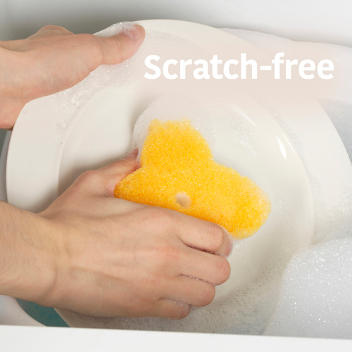 Kleeneze® Busy Bee Double Sided Sponge | Pack of 2