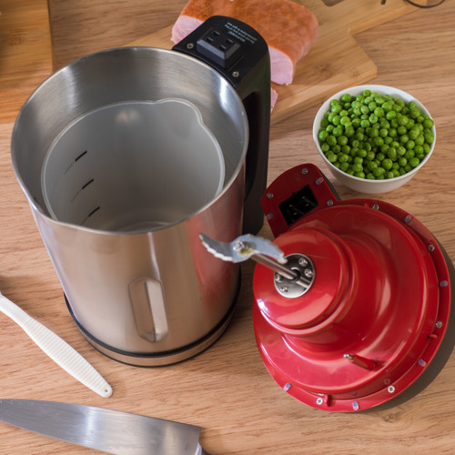 Salter Electric Healthy Soup Maker with 3 Thickness Modes | 1.6 L