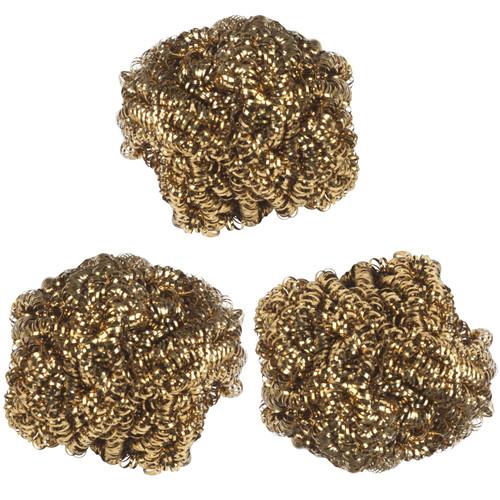 Kleeneze® Antibacterial Brass Scourers | I 3 Pack