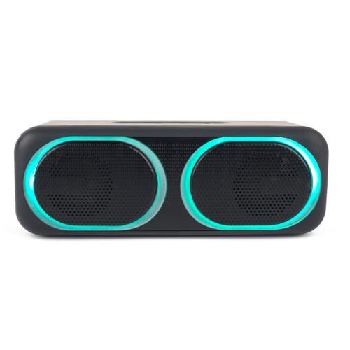 Intempo® Bluetooth Speaker, Tempo, Wireless, LED, Enhanced Bass