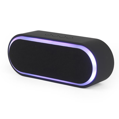 Intempo® Bluetooth Speaker with LED lights