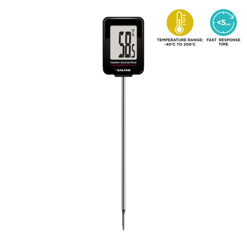 Salter Heston Blumenthal Digital Meat Thermometer