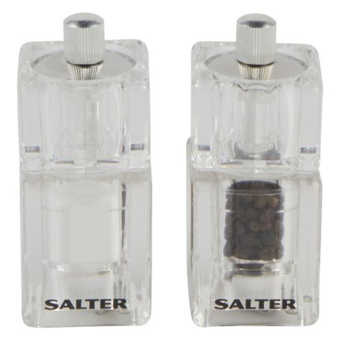 Salter Mini Salt & Pepper Mills Set
