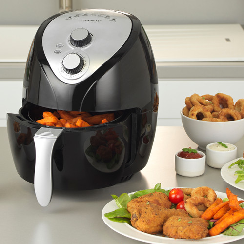 Progress® Healthy Cooking Air Fryer 3.2L Thermovex Technology & Timer