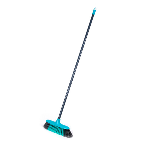 Beldray® Pet Plus Cross Action Broom   120 cm   Grey