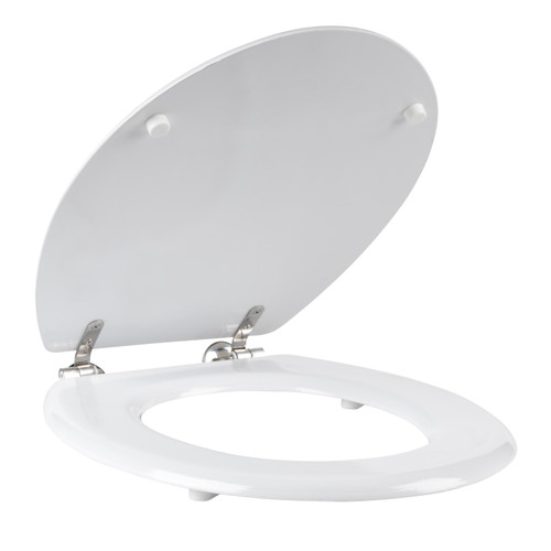 Beldray Tongue and Groove Toilet Seat