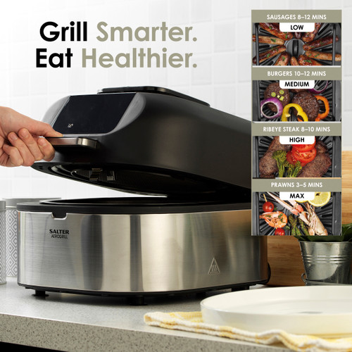 Salter Aero Grill Pro Air Fryer and Grill