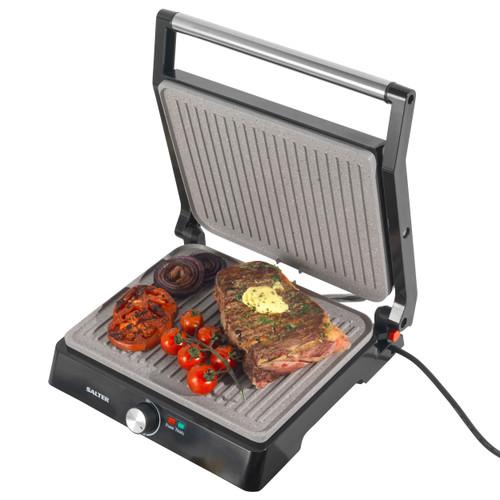 Salter® Marblestone XL Health Grill and Panini Maker   Non-Stick Coating