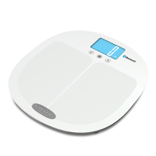 Salter Bluetooth Smart Analyser Pro Bathroom Scale