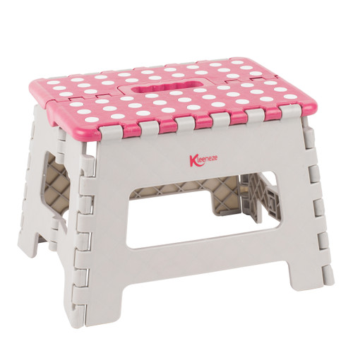 Kleeneze® Small Step Stool with Carry Handle| Lightweight
