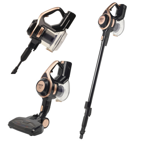 Beldray Airgility Cordless Vacuum Cleaner, 1.2L, Rose Gold