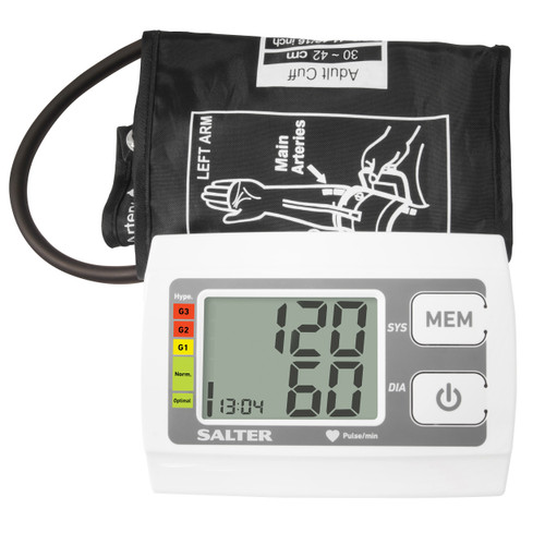 Salter Arm Blood Pressure Monitor (Automatic)