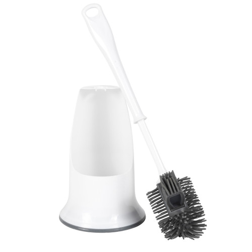 Beldray® Antibac Silicone Toilet Brush