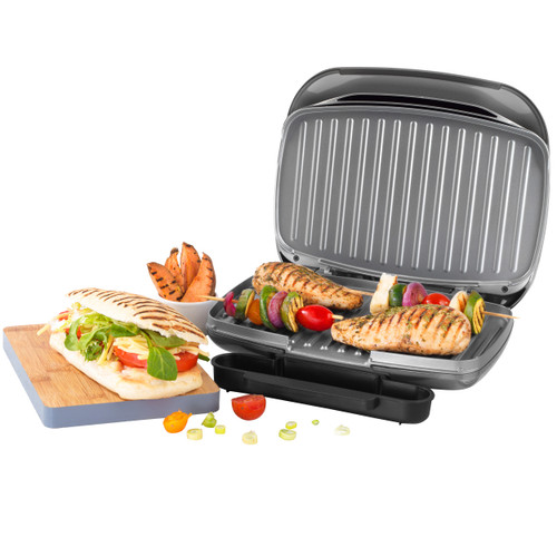 Salter® Cosmos Non-Stick Coated Health Meat Vegetable Grill