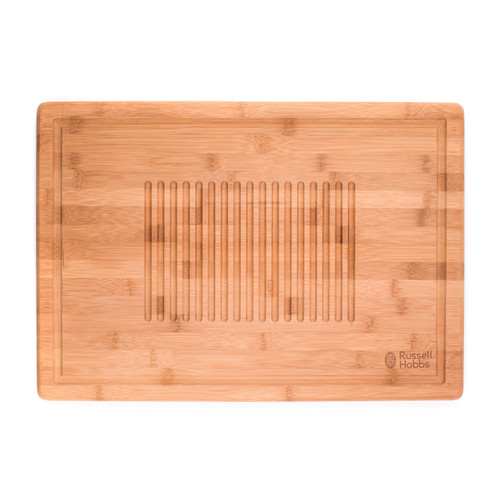 Russell Hobbs® Bamboo Meat Carving Board, 50.8 x 35 cm