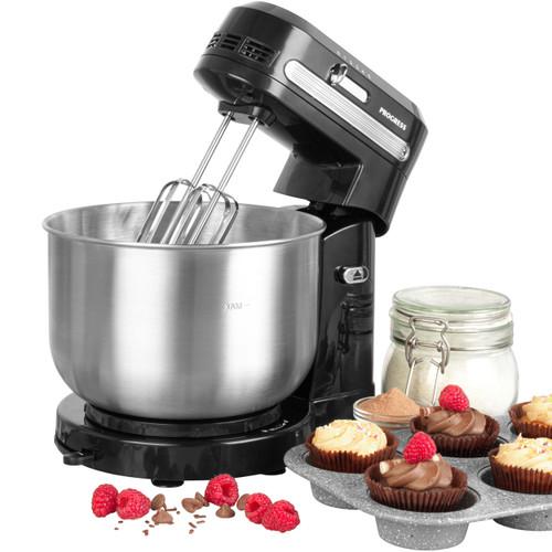 Progress® Compact Stand Mixer Dough Batter 3.5 L, 5 Speeds 350 W (EK4470)