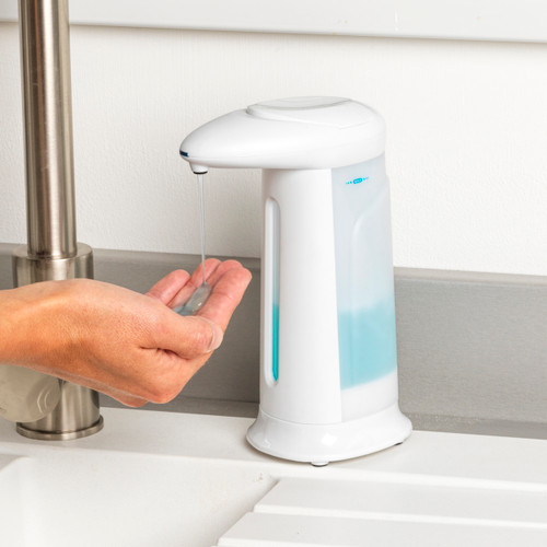 Beldray Automatic Hand Soap Dispenser Touchless Hands Free 350ml