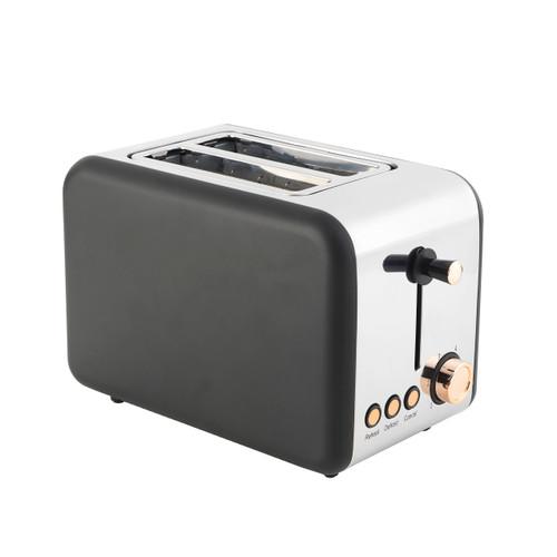 Salter 2-Slice Toaster | Rose Gold Edition
