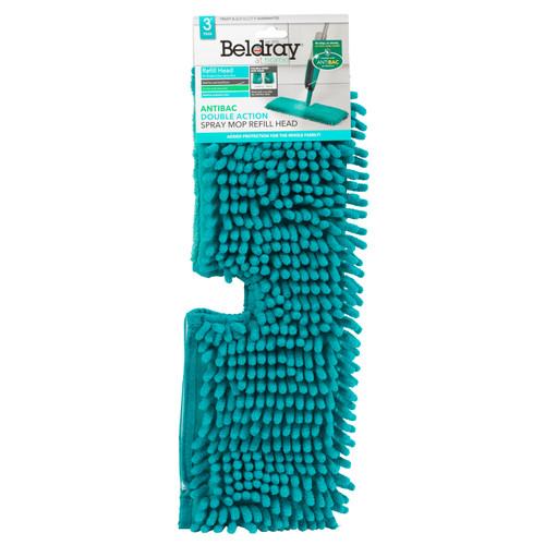 Beldray® Anti Bac Double Sided Spray Mop Head Refill