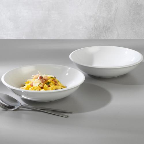 Kahla Large Porcelain Bowls, Set of 2, 22.5 cm, Dishwasher Safe