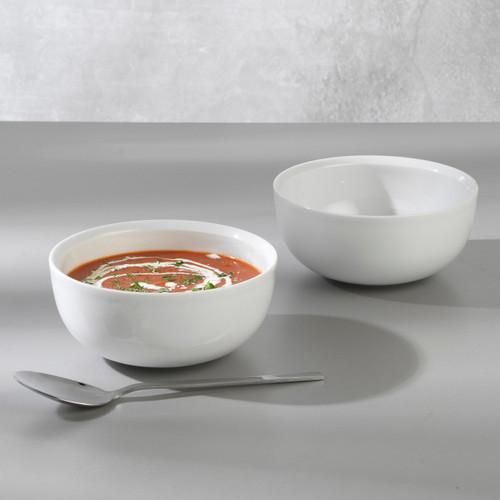 Kahla Small Porcelain Bowls, Set of 2, 15 cm, Dishwasher Safe