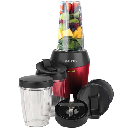 Salter NutriPro Super Charged Multi-Purpose Nutrient Extractor Blender