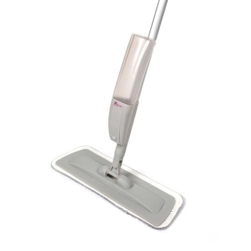 Kleeneze Easy-Clean Spray Mop, 350 ml | Grey/Pink