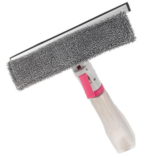 Kleeneze Spray Window Cleaning Wiper, 200 ml | White/Pink