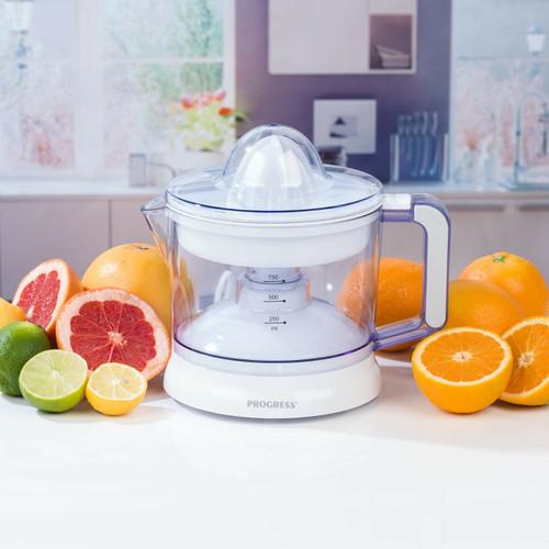 Progress® Electric Citrus Juicer with Adjustable Pulp Filter