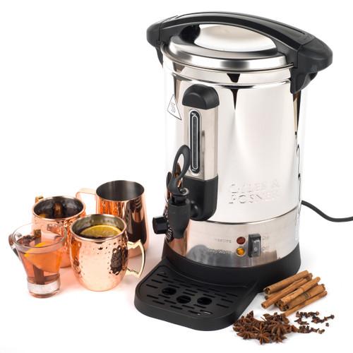 Giles & Posner®7L Hot Water Dispenser   Commercial Catering Urn