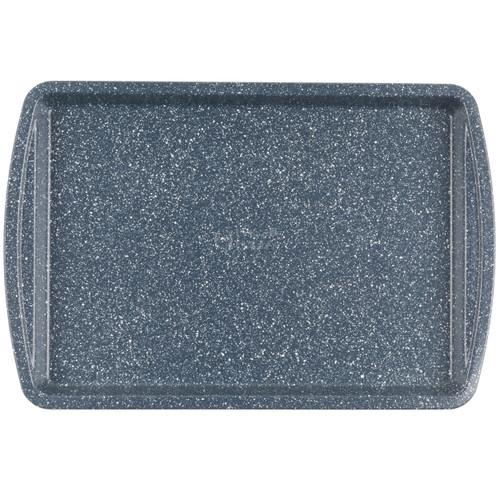Russell Hobbs Nightfall Stone Baking Tray, 38cm   Blue Marble