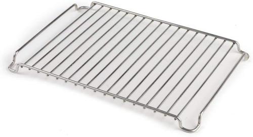 BBQ Roasting Rack 280mm x 200mm   Stainless Steel