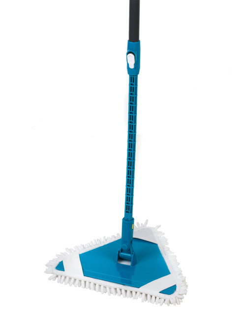 Beldray Triangular Microfibre Flexible Extending Floor Mop