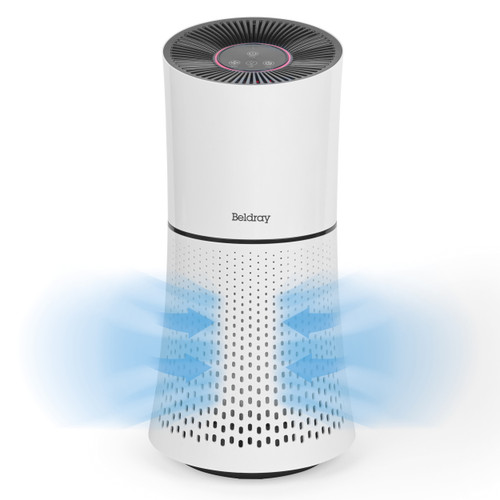 Beldray Total Air Purifier, Ideal for Home and Bedrooms