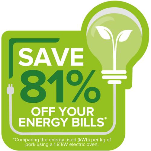 Salter® Chalkboard Slow Cooker Family Meals 3.5 Litres
