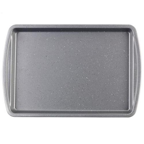 Progress® Non-Stick Metallic Marble Baking Tray, 38 cm