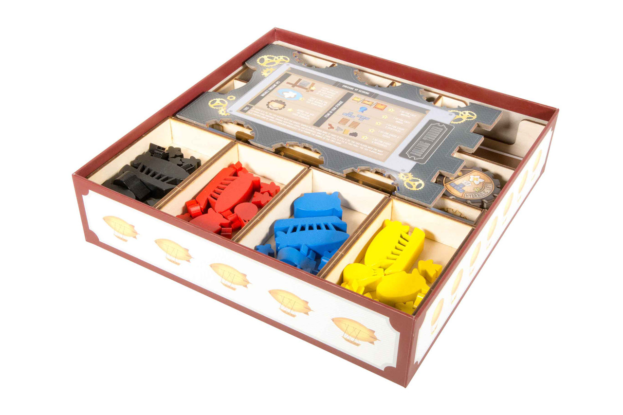 Game Organizer compatible with Whistle Mountain