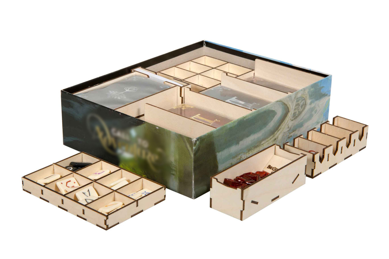 Game Organizer compatible with Call to Adventure