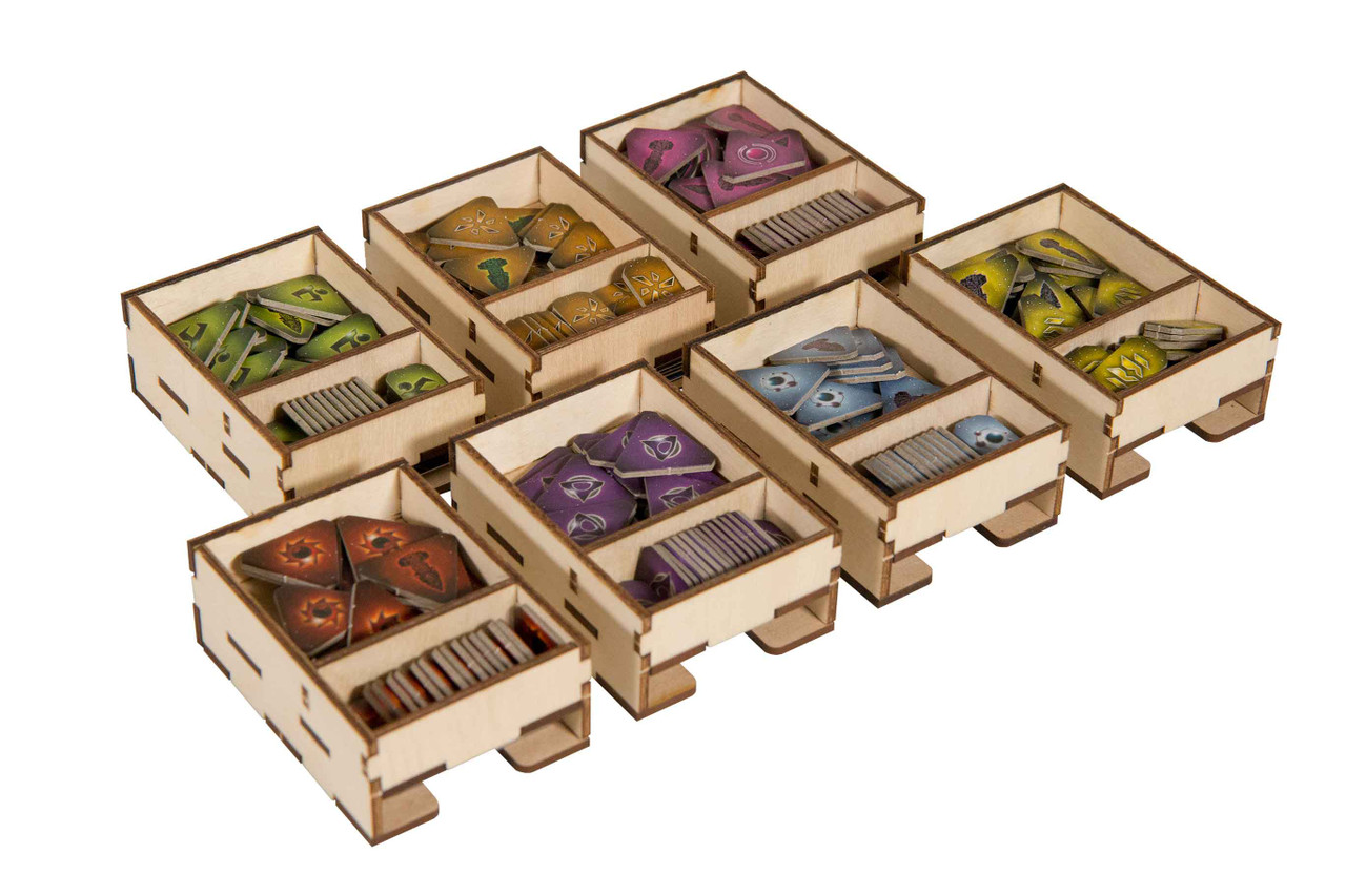 Imperious Twilight: Prophecy Expansion Organizer