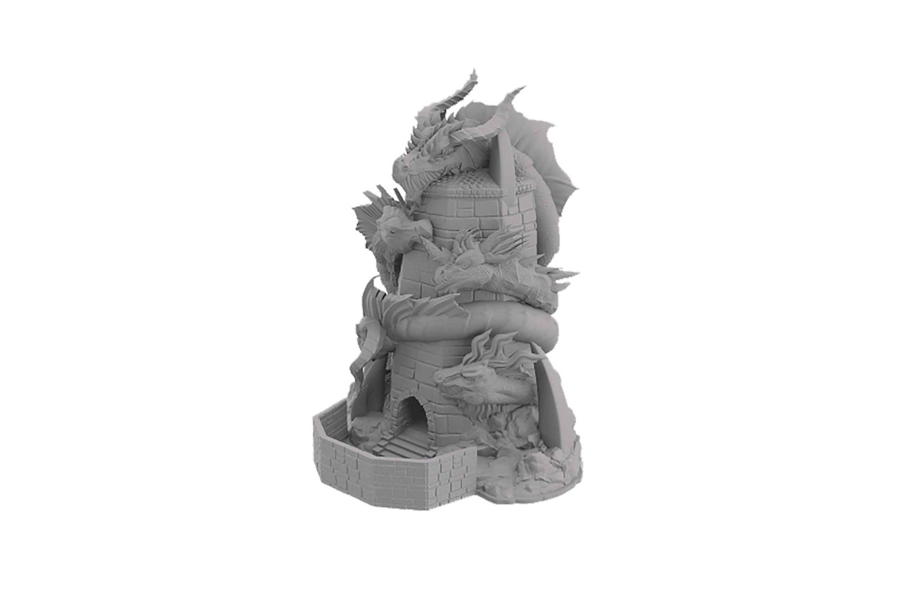 Fate's End Dice Tower - Tiamat